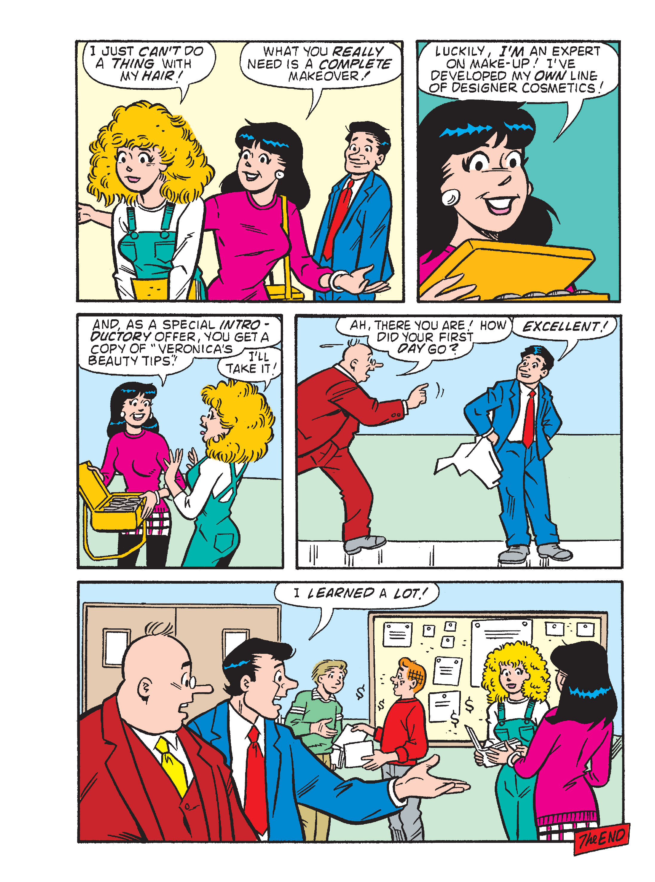 Read online World of Archie Double Digest comic -  Issue #55 - 168