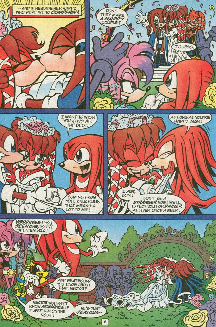 Read online Sonic Super Special comic -  Issue #14 - best of times - 19