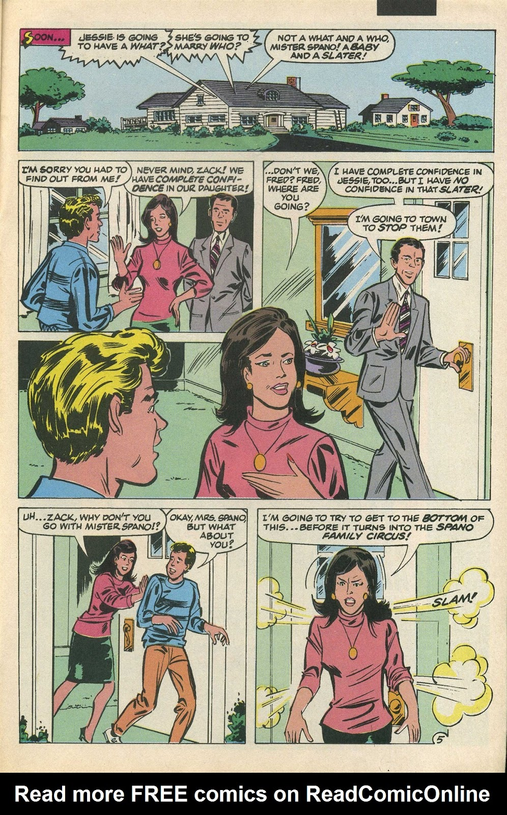 Read online Saved By The Bell comic -  Issue #3 - 24