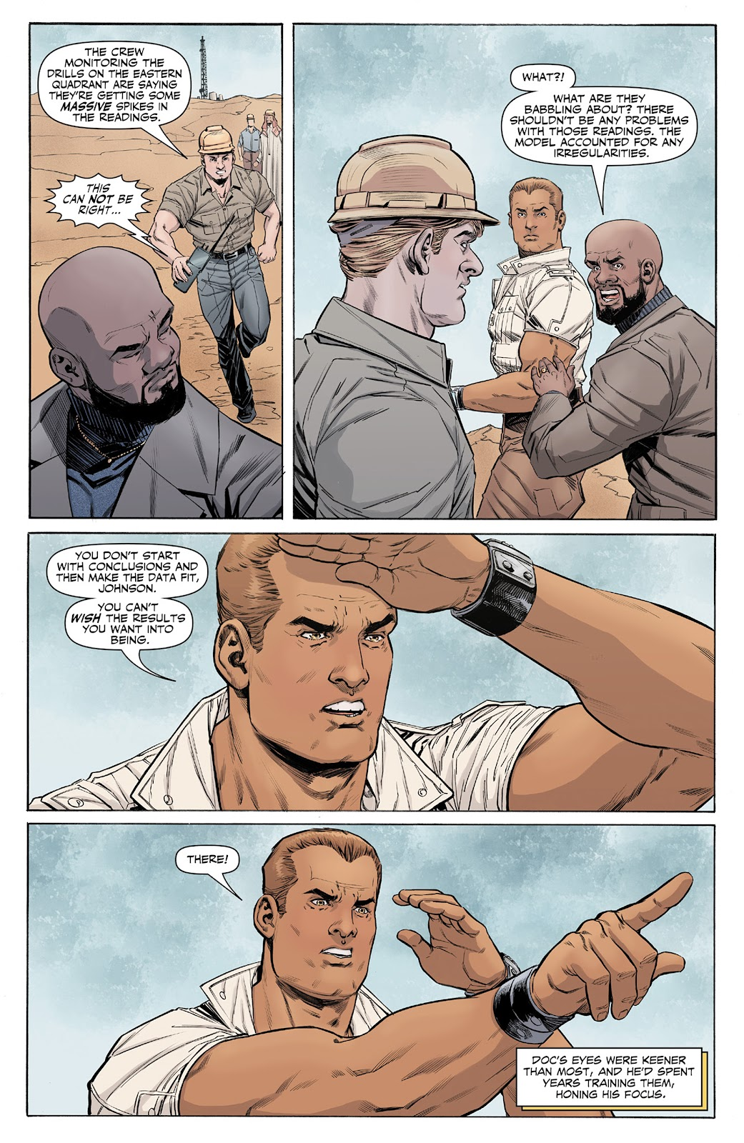 Doc Savage (2013) issue 4 - Page 10