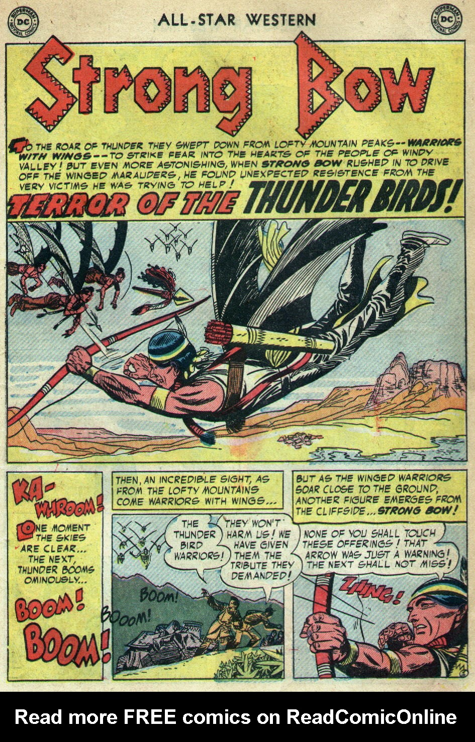 Read online All-Star Western (1951) comic -  Issue #79 - 11
