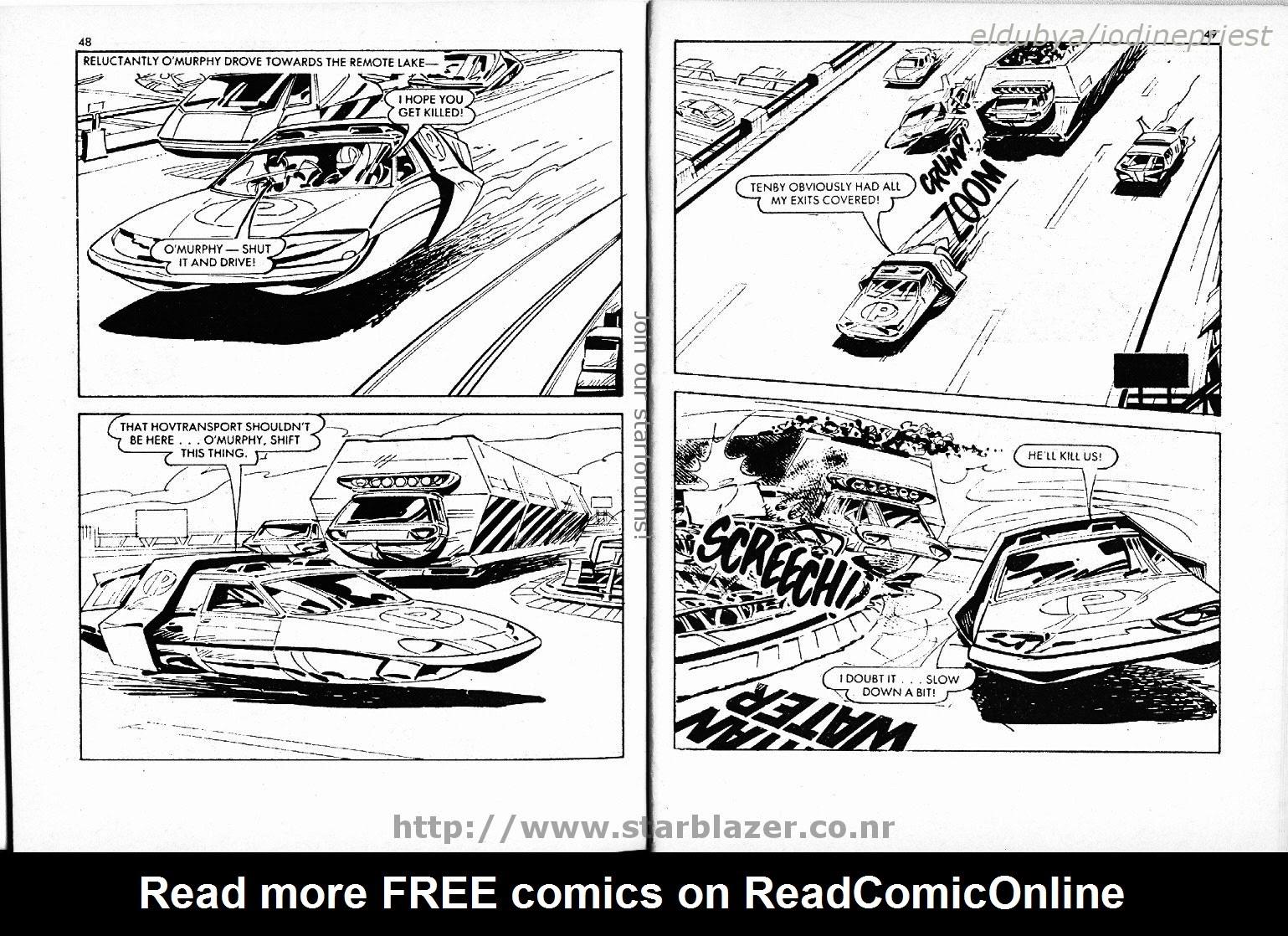 Starblazer issue 165 - Page 26
