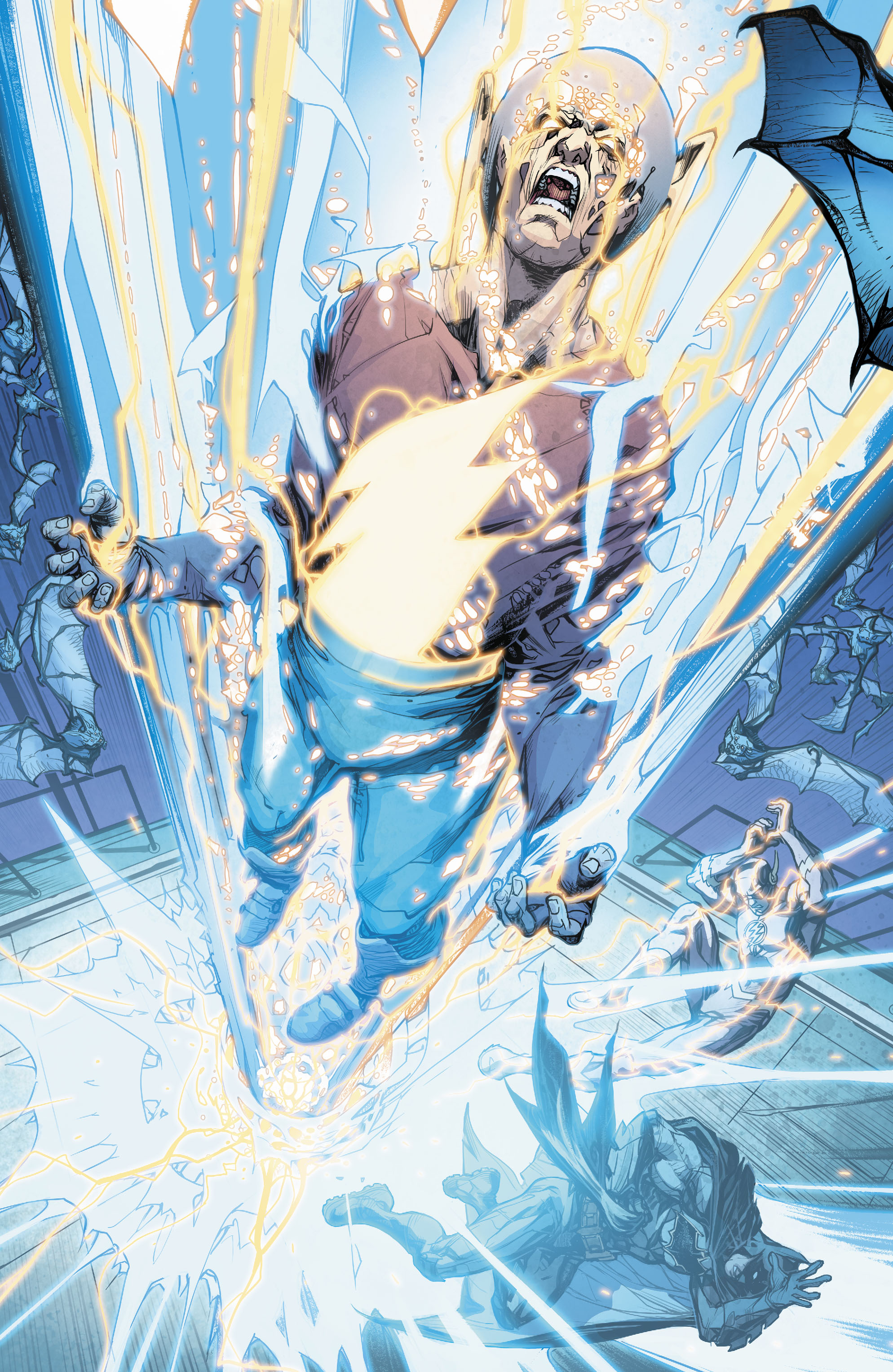 Read online The Flash (2016) comic -  Issue #22 - 15