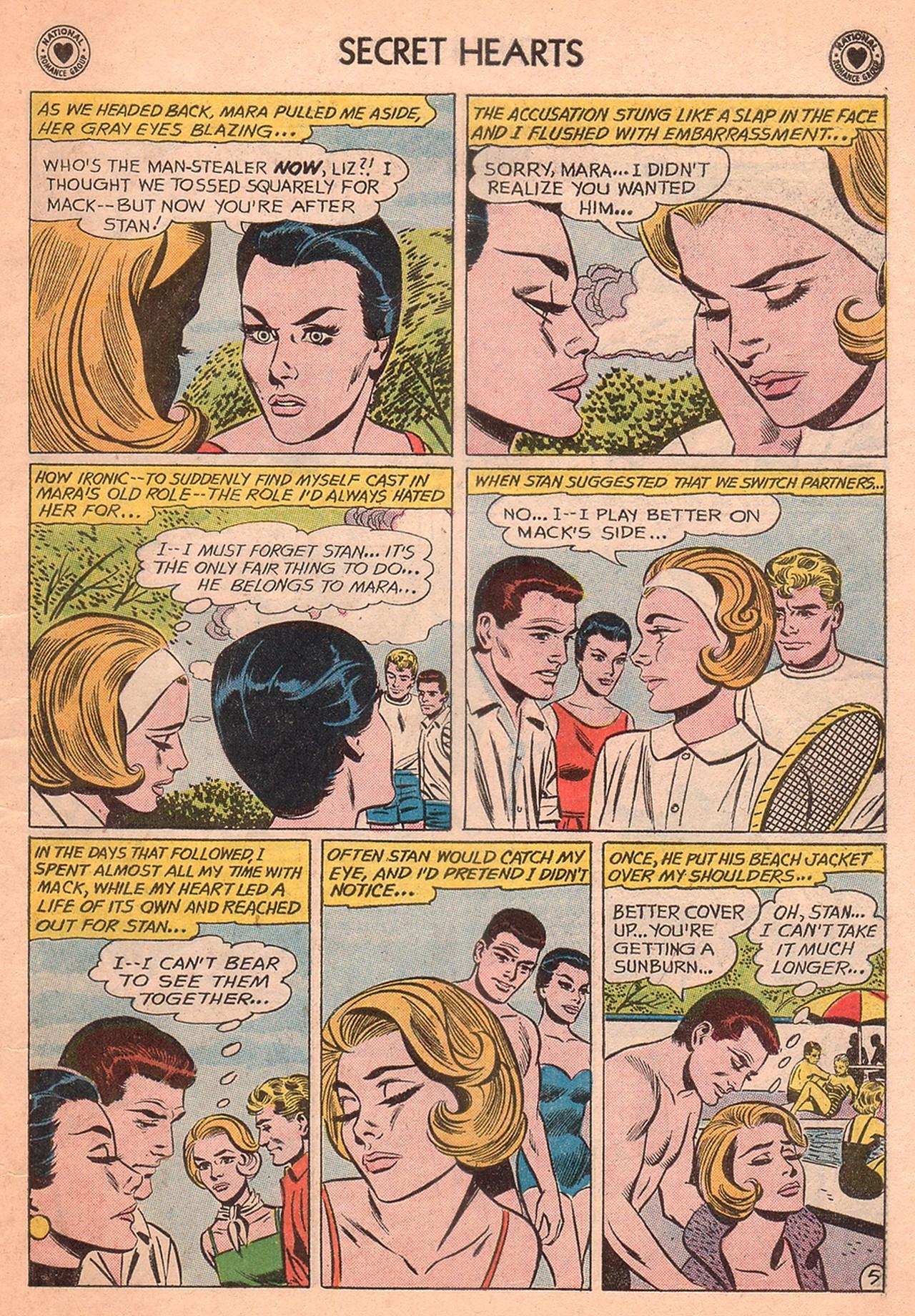 Read online Secret Hearts comic -  Issue #77 - 15