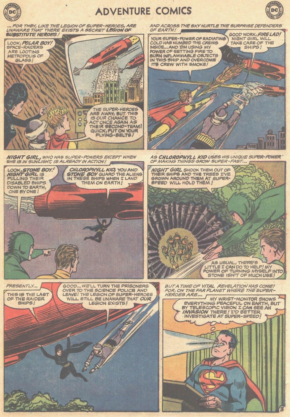 Read online Adventure Comics (1938) comic -  Issue #501 - 84