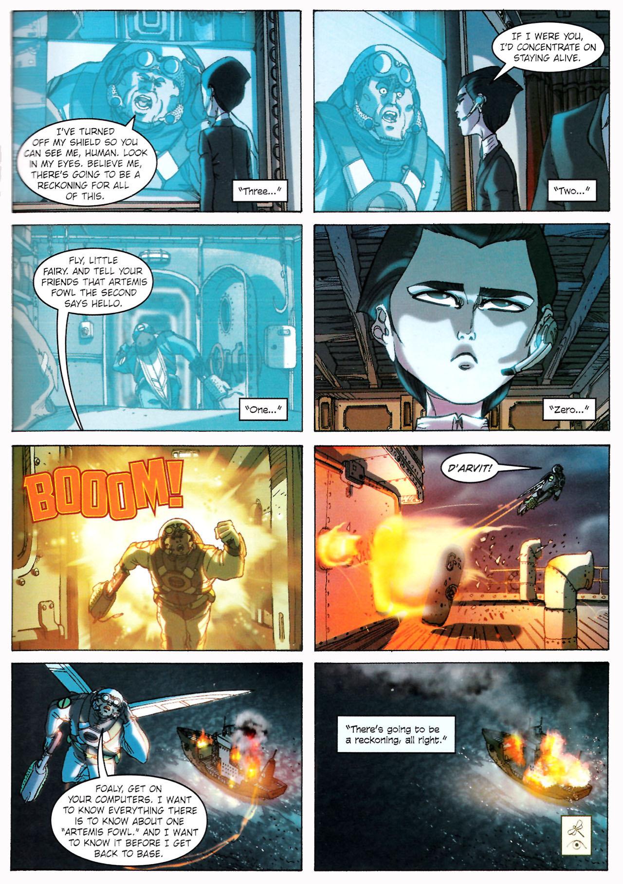 Read online Artemis Fowl: The Graphic Novel comic -  Issue #Artemis Fowl: The Graphic Novel Full - 46