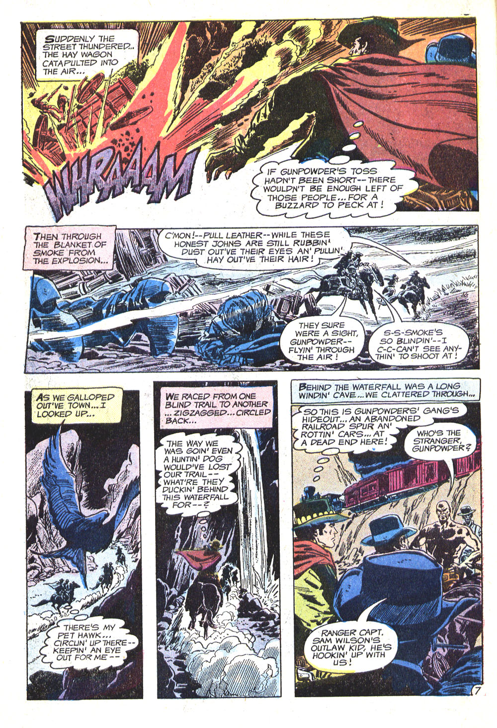 Read online All-Star Western (1970) comic -  Issue #5 - 10