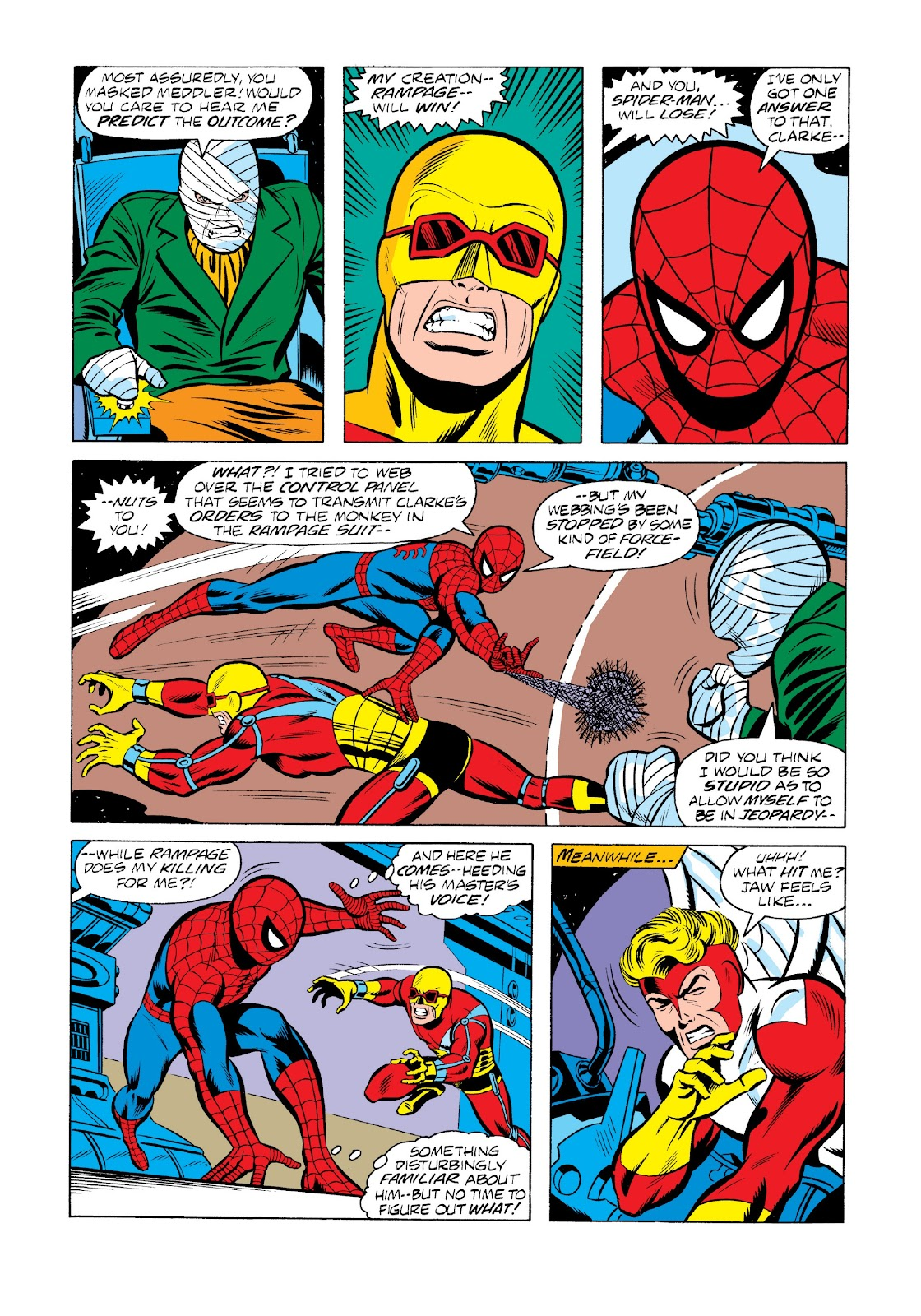 Read online Marvel Masterworks: The Spectacular Spider-Man comic -  Issue # TPB 2 (Part 1) - 42