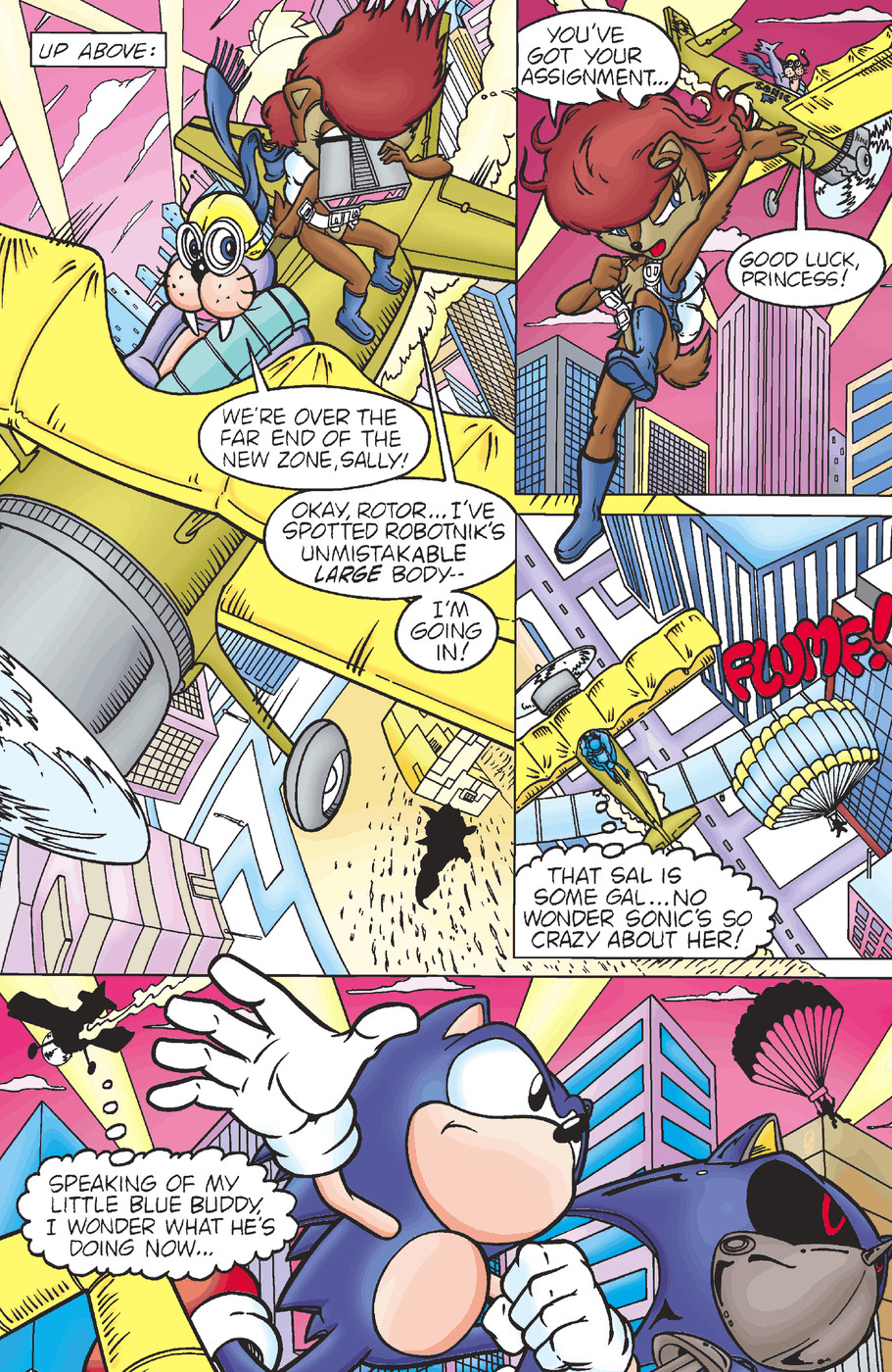 Read online Sonic Universe comic -  Issue #50 - 33