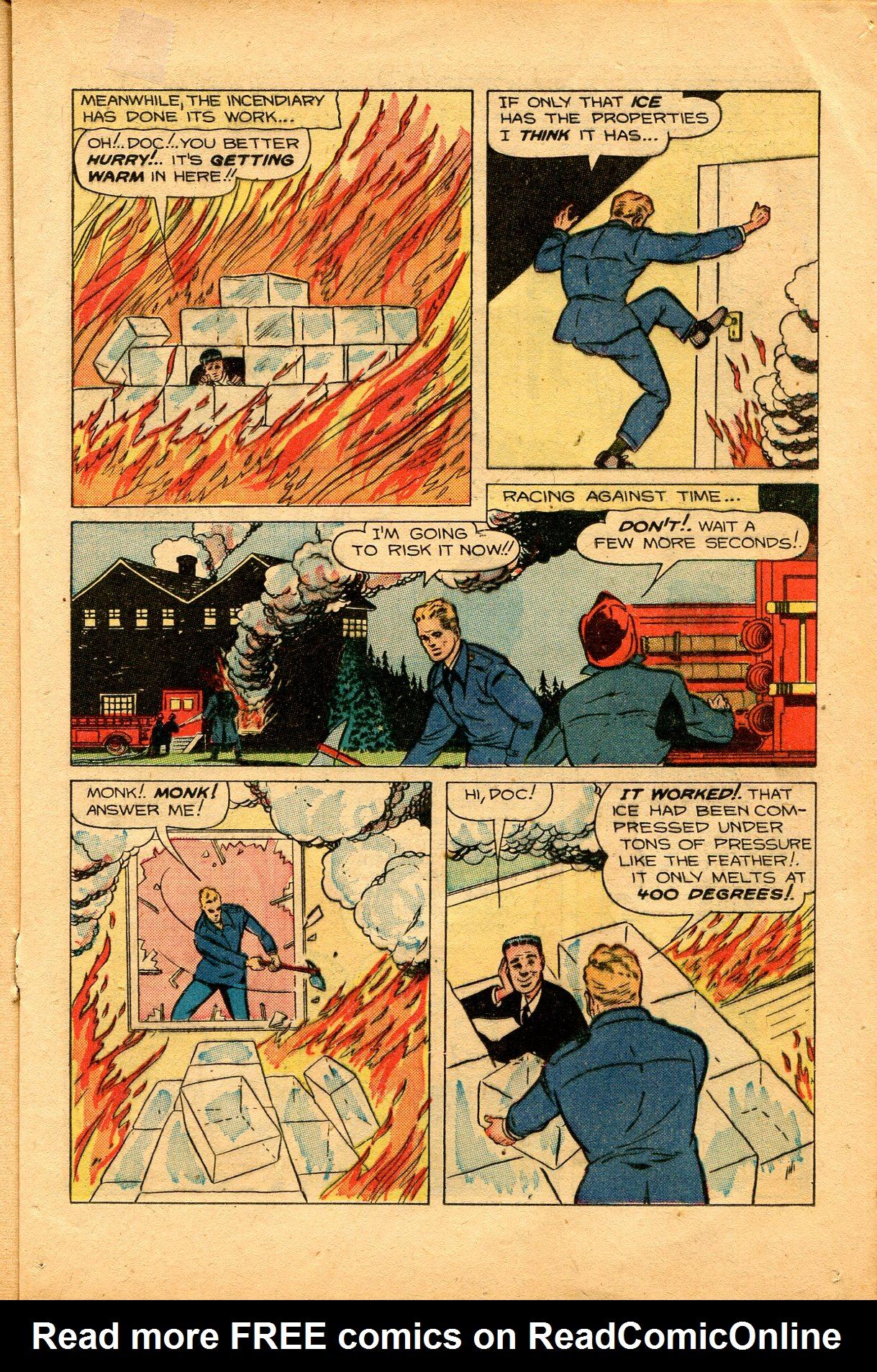 Read online Shadow Comics comic -  Issue #94 - 23
