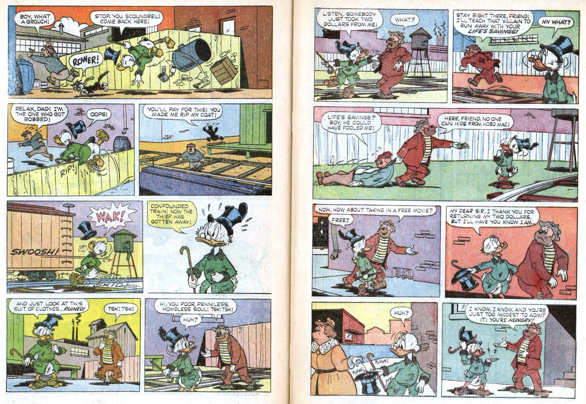 Read online Uncle Scrooge (1953) comic -  Issue #48 - 17