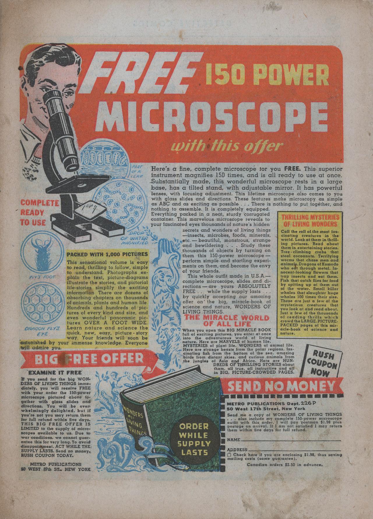 Read online Detective Comics (1937) comic -  Issue #94 - 50