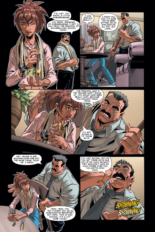 Read online Amazing Fantasy (2004) comic -  Issue #1 - 13