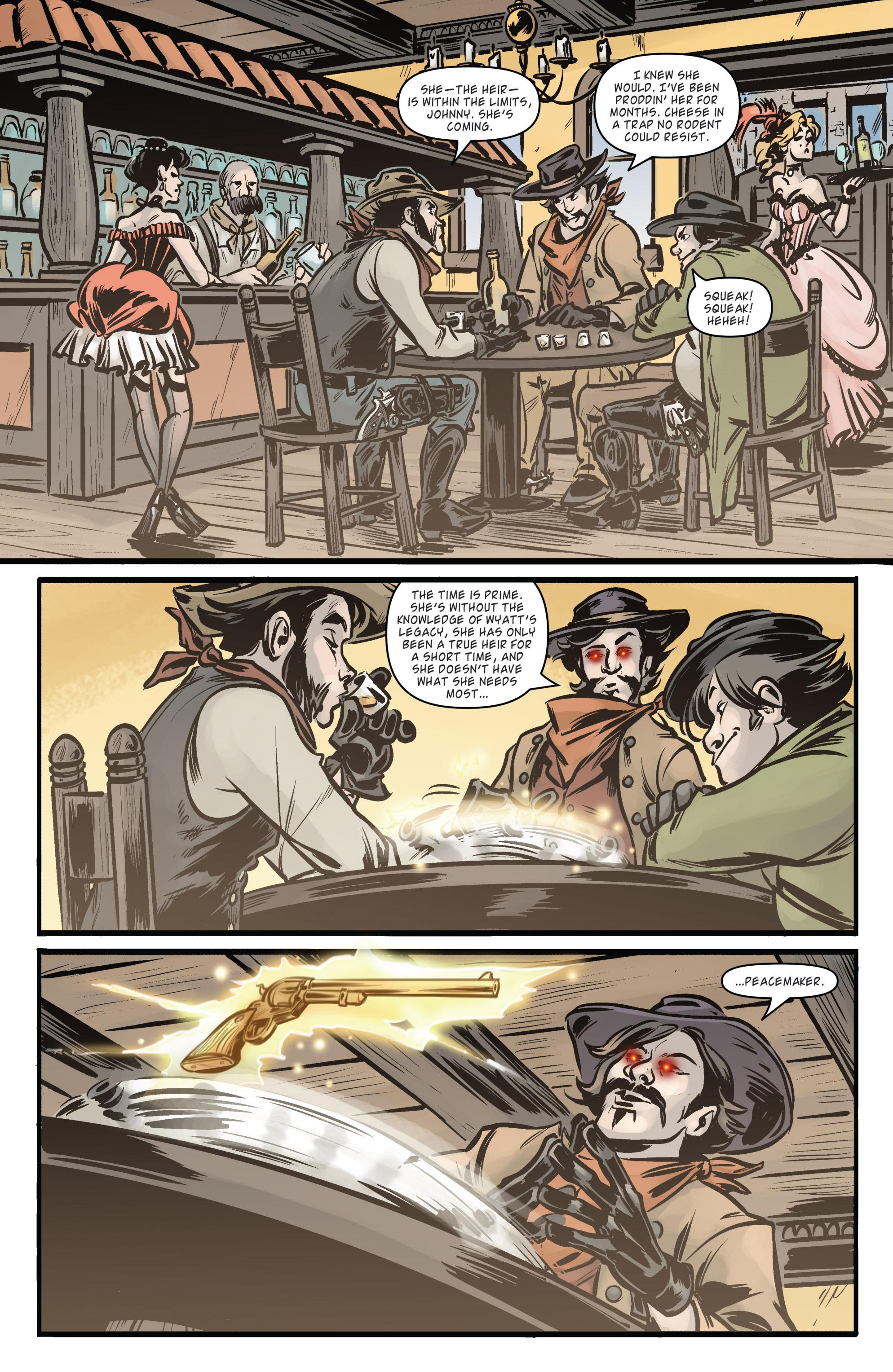 Read online Wynonna Earp (2016) comic -  Issue #5 - 13
