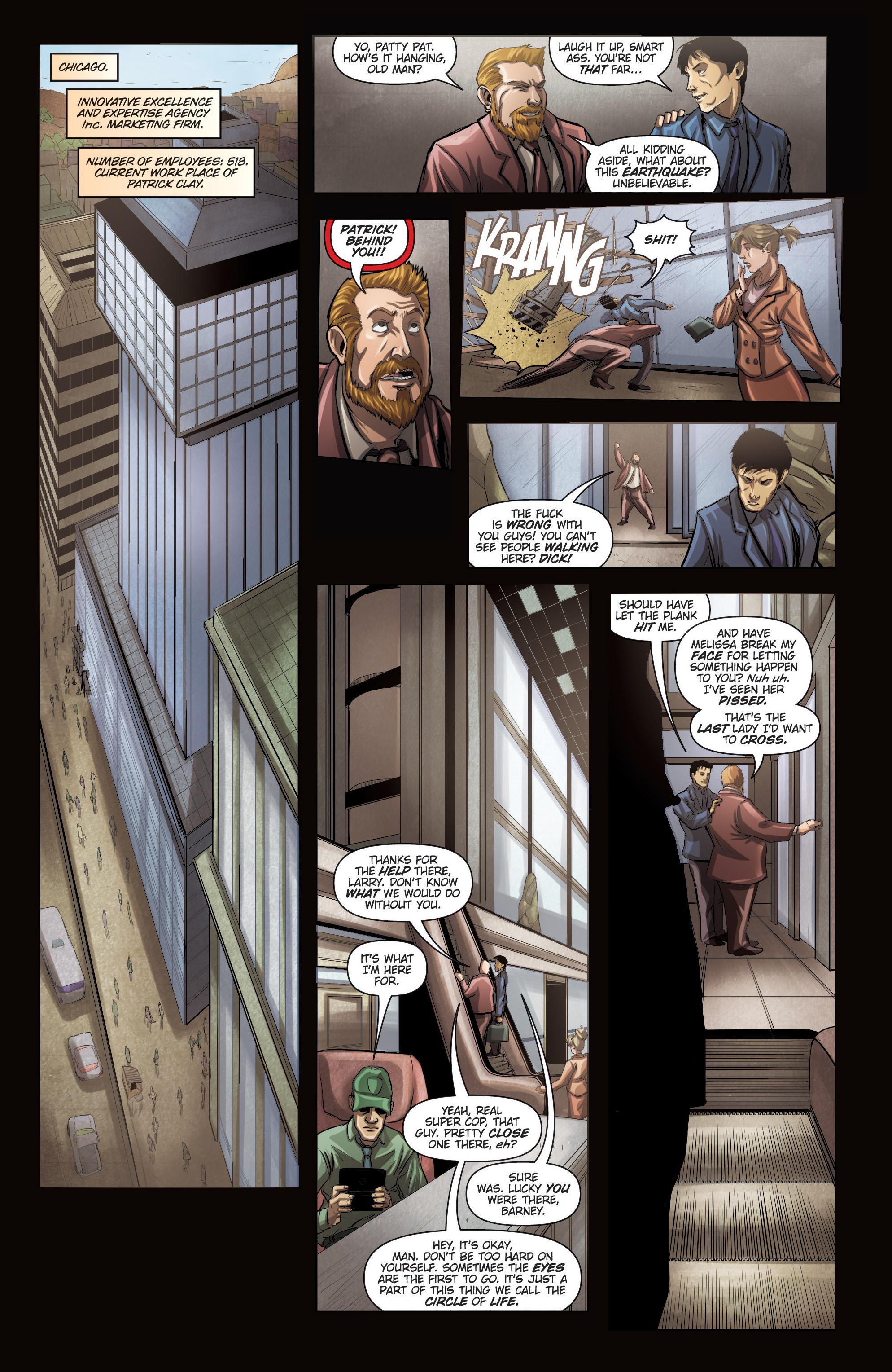 Read online Grimm Fairy Tales presents No Tomorrow comic -  Issue # TPB - 16