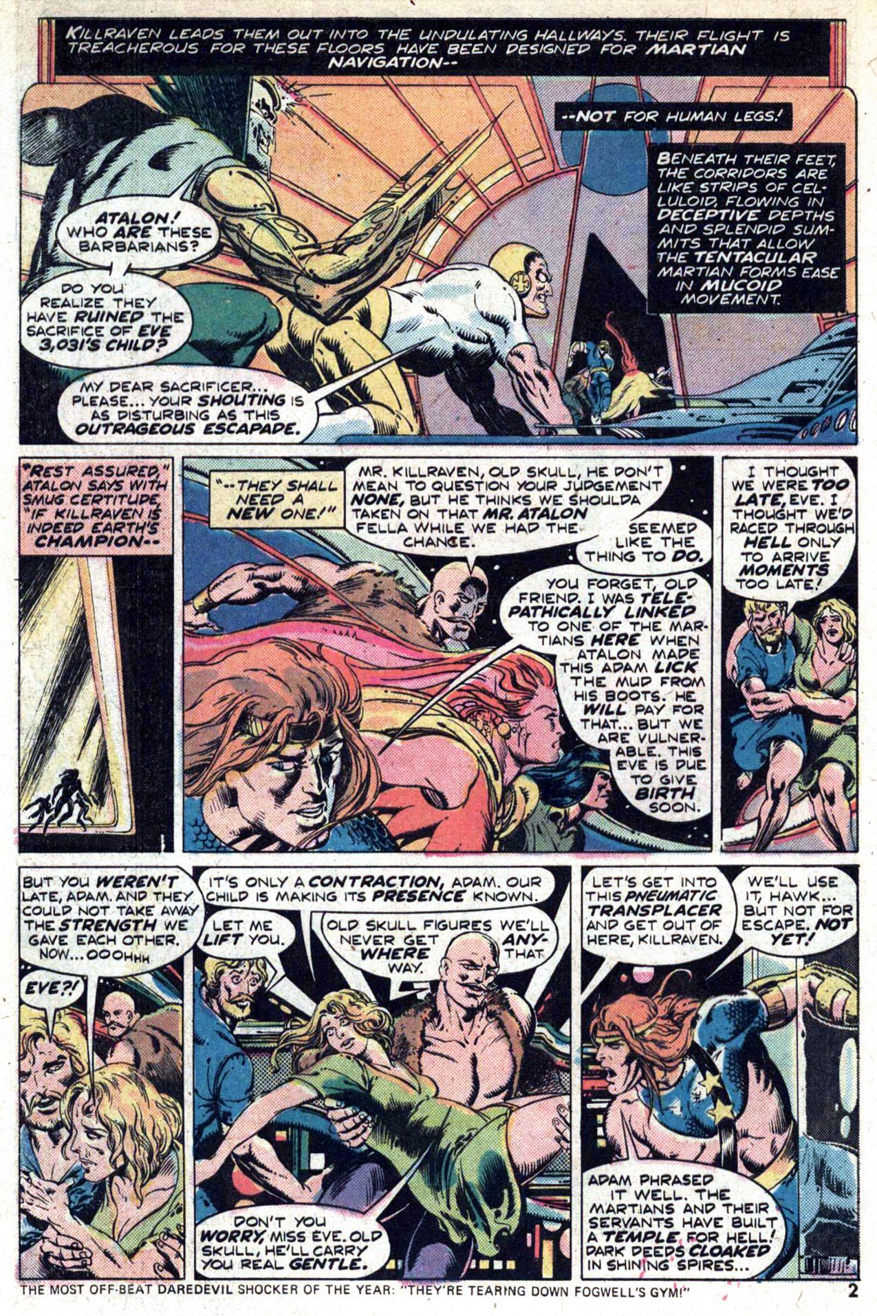Read online Amazing Adventures (1970) comic -  Issue #29 - 4