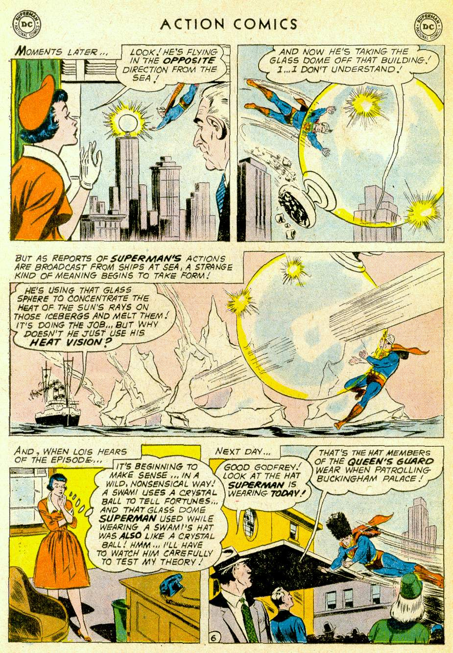 Action Comics (1938) 275 Page 7