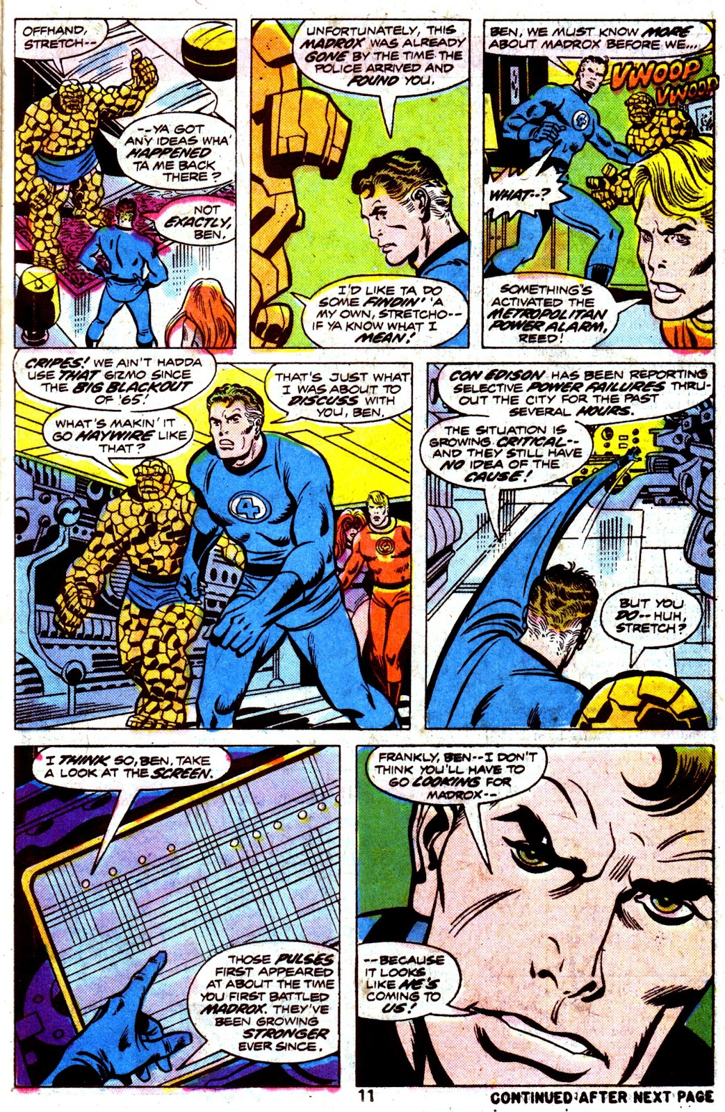 Giant-Size Fantastic Four issue 4 - Page 13