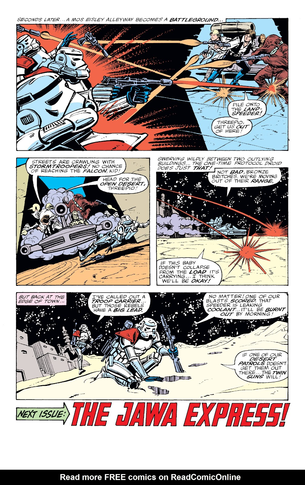 Read online Star Wars Legends: The Original Marvel Years - Epic Collection comic -  Issue # TPB 2 (Part 2) - 48