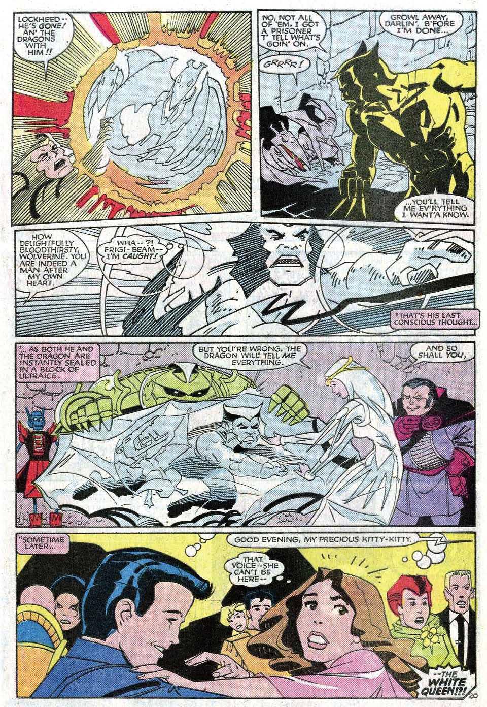 Read online Uncanny X-Men (1963) comic -  Issue # _Annual 8 - 24