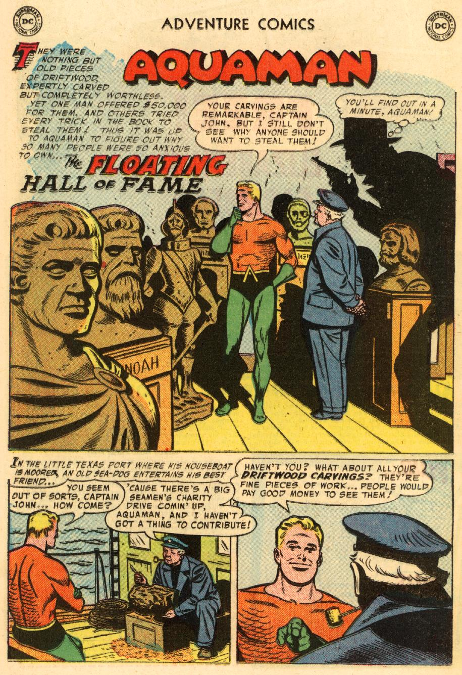 Read online Adventure Comics (1938) comic -  Issue #228 - 16