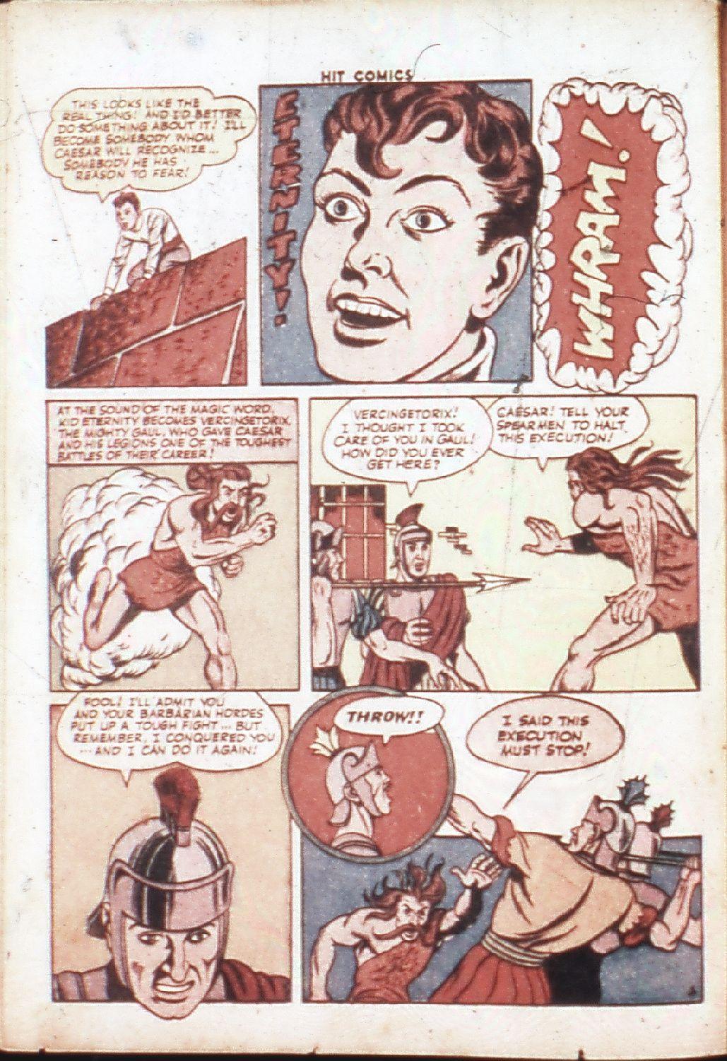 Read online Hit Comics comic -  Issue #30 - 9