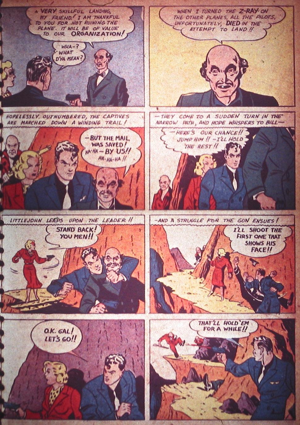 Read online Detective Comics (1937) comic -  Issue #3 - 13