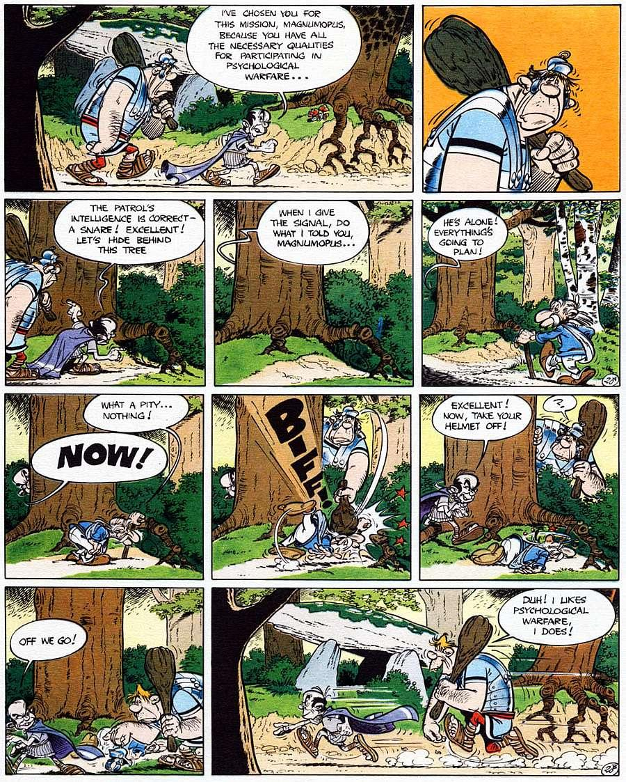 Asterix issue 15 - Page 25