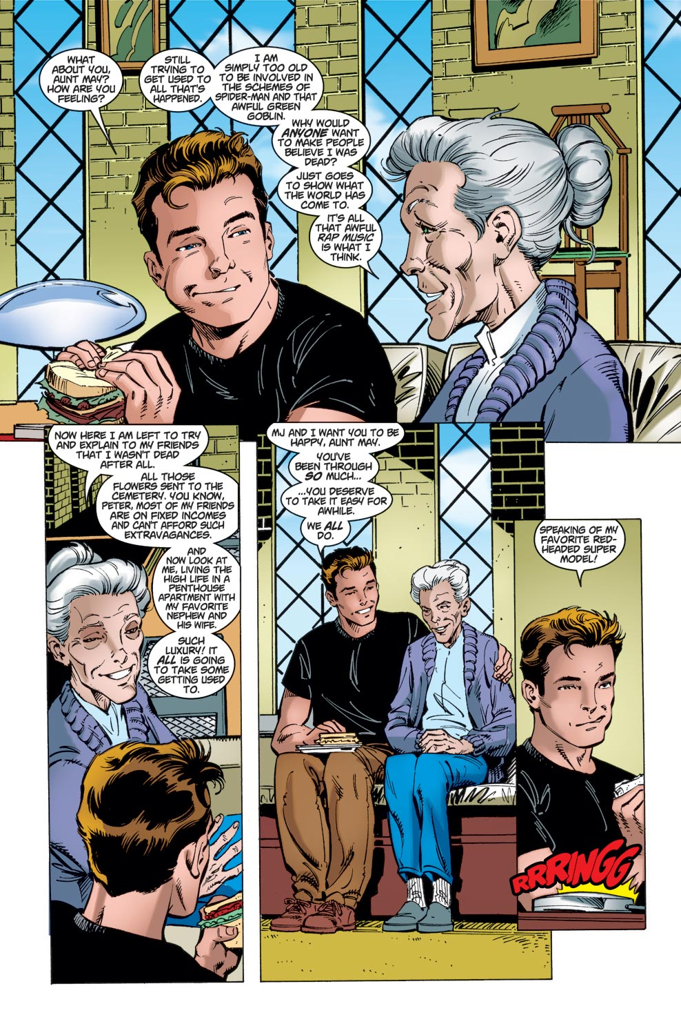 The Amazing Spider-Man (1999) 1 Page 5