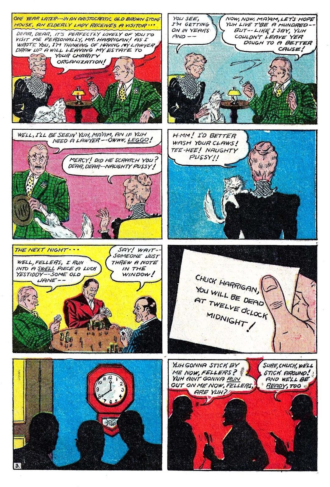 Amazing Man Comics issue 5 - Page 15