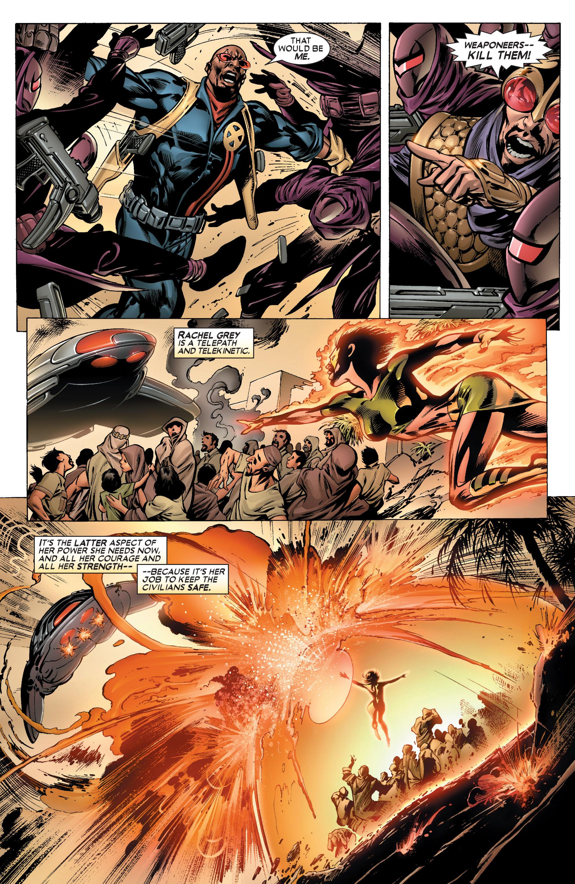 Read online Uncanny X-Men (1963) comic -  Issue #444 - 16