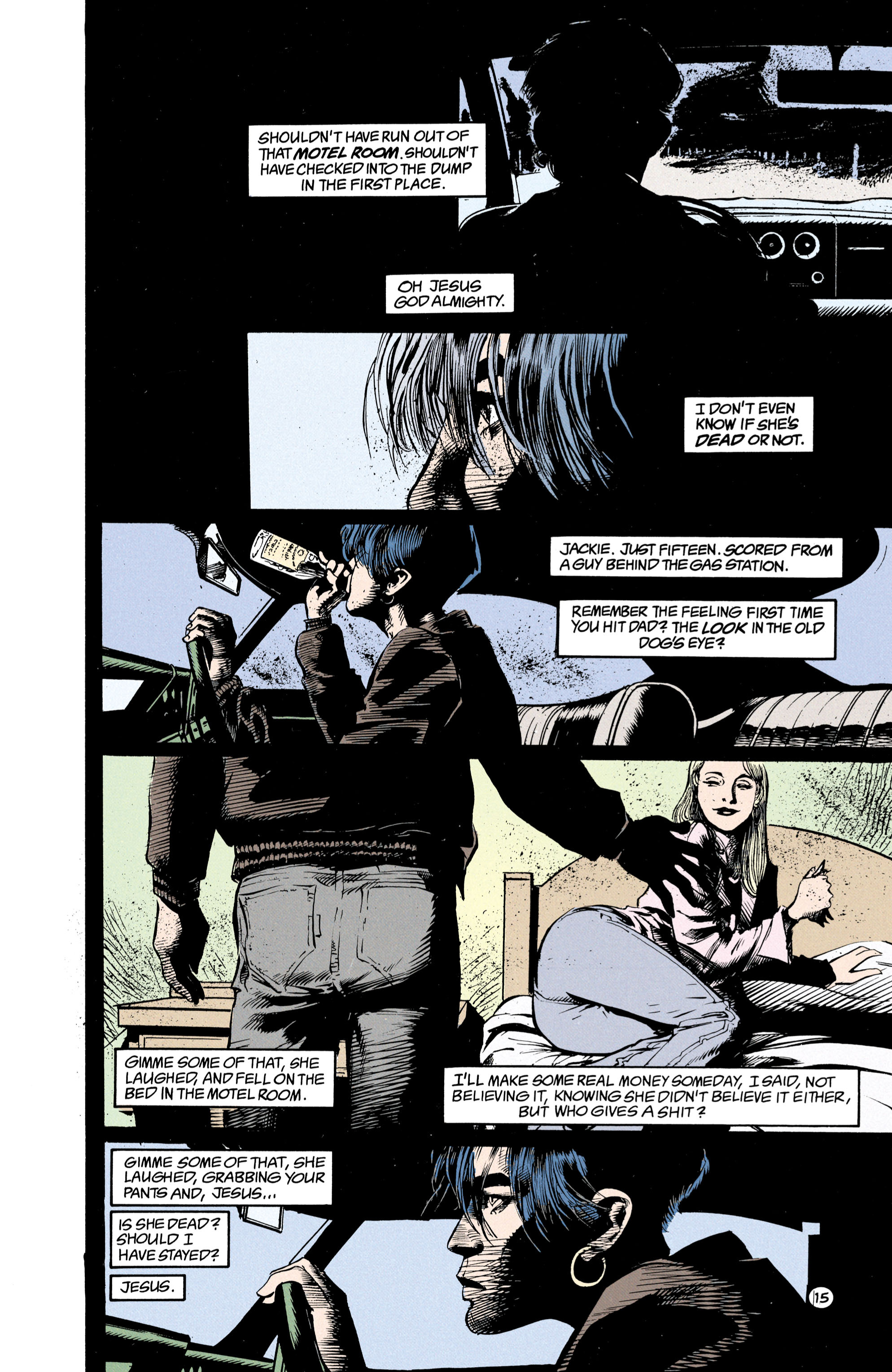 Read online Shade, the Changing Man comic -  Issue #23 - 16