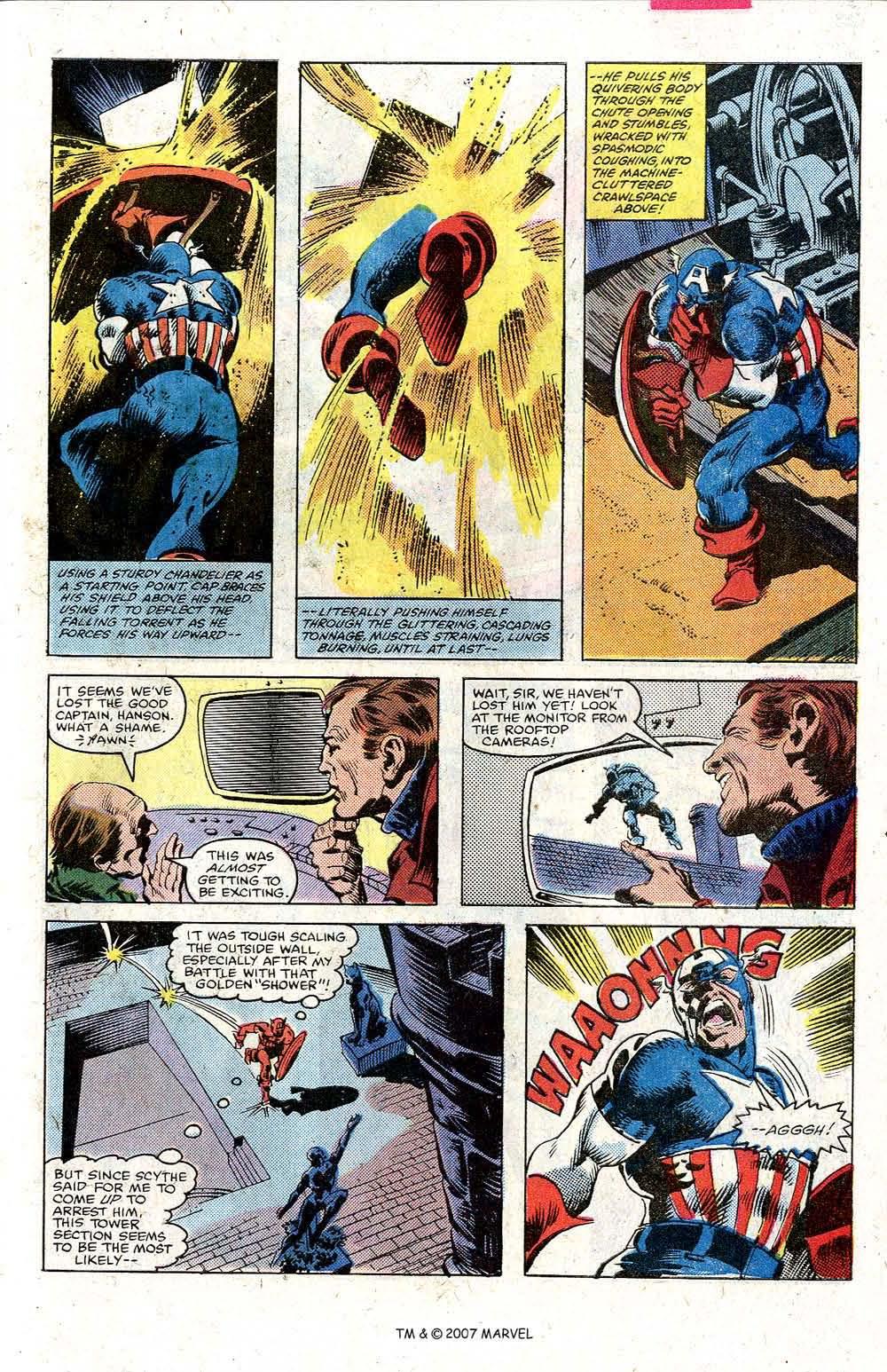 Read online Captain America (1968) comic -  Issue # _Annual 5 - 43