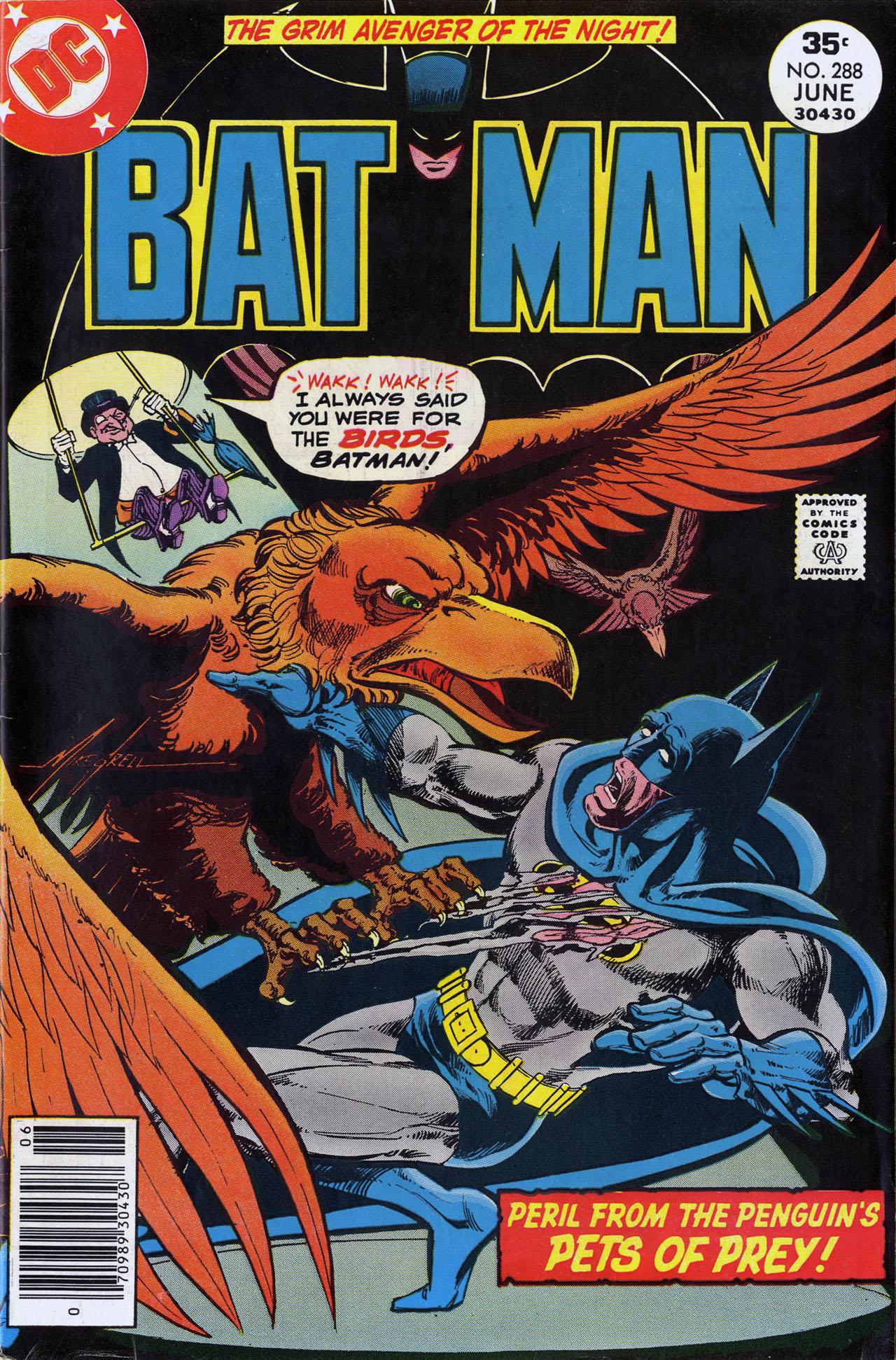 Batman (1940) 288 Page 1