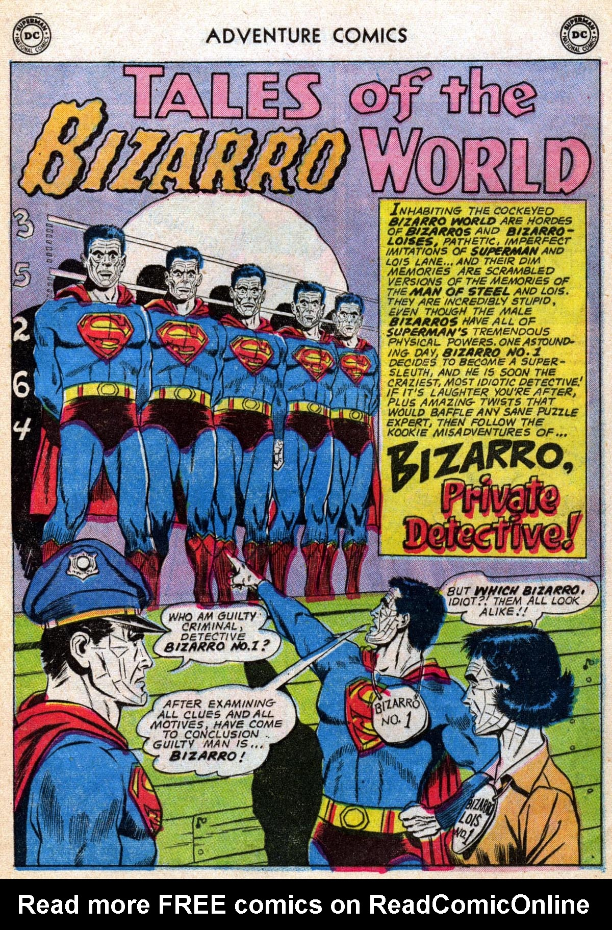 Read online Adventure Comics (1938) comic -  Issue #286 - 21