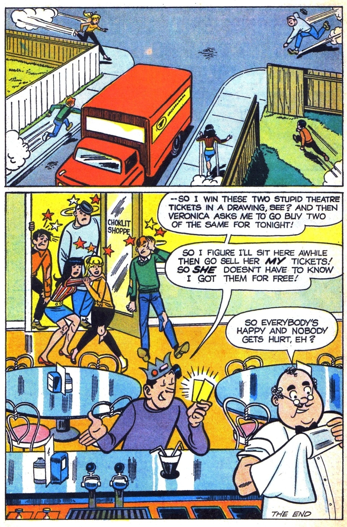 Read online Archie (1960) comic -  Issue #184 - 26