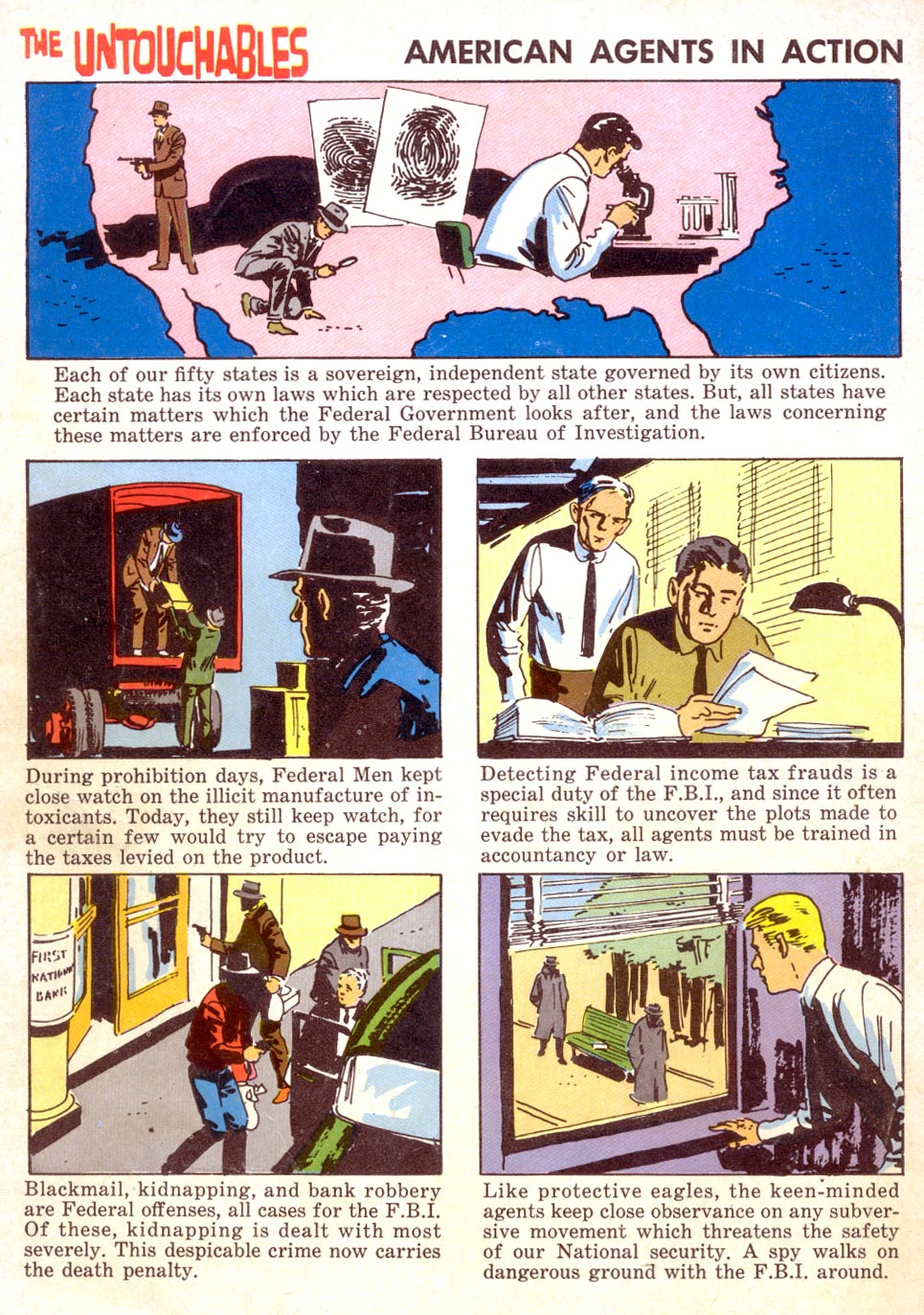 Four Color Comics issue 1237 - Page 36