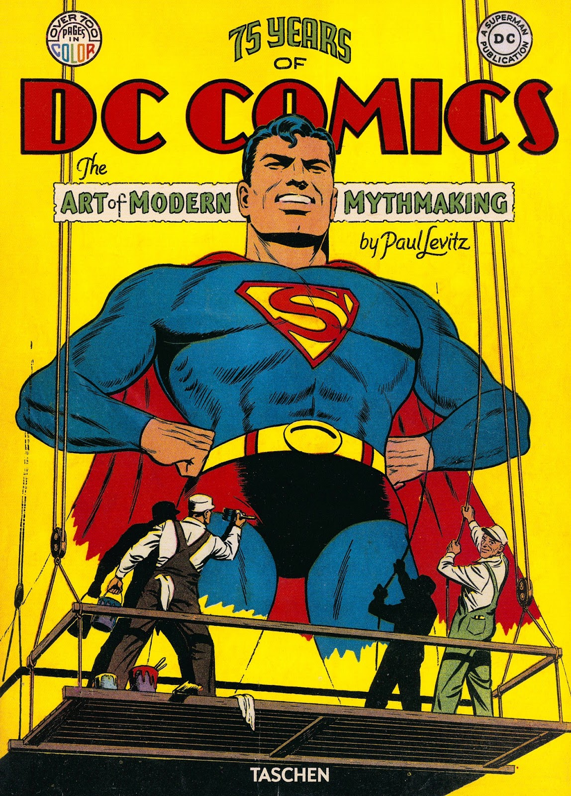 Read online 75 Years Of DC Comics comic -  Issue # TPB (Part 1) - 1