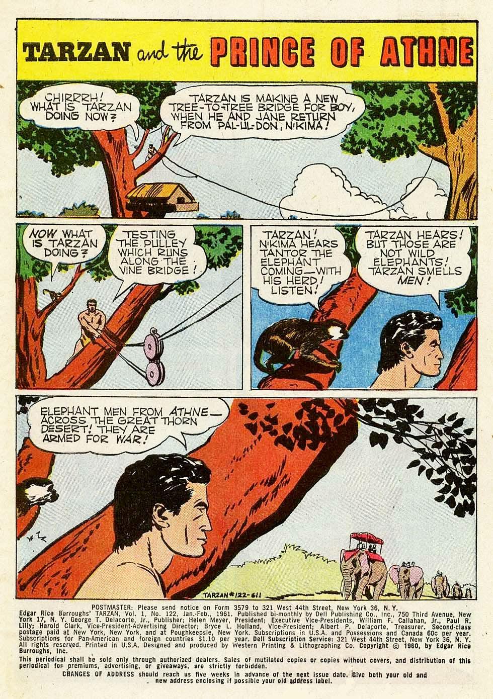 Tarzan (1948) issue 122 - Page 3