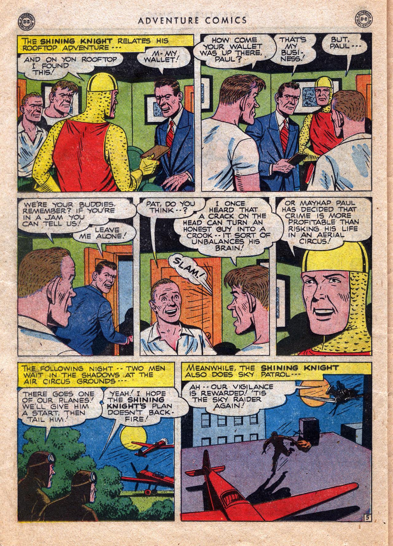 Read online Adventure Comics (1938) comic -  Issue #120 - 36