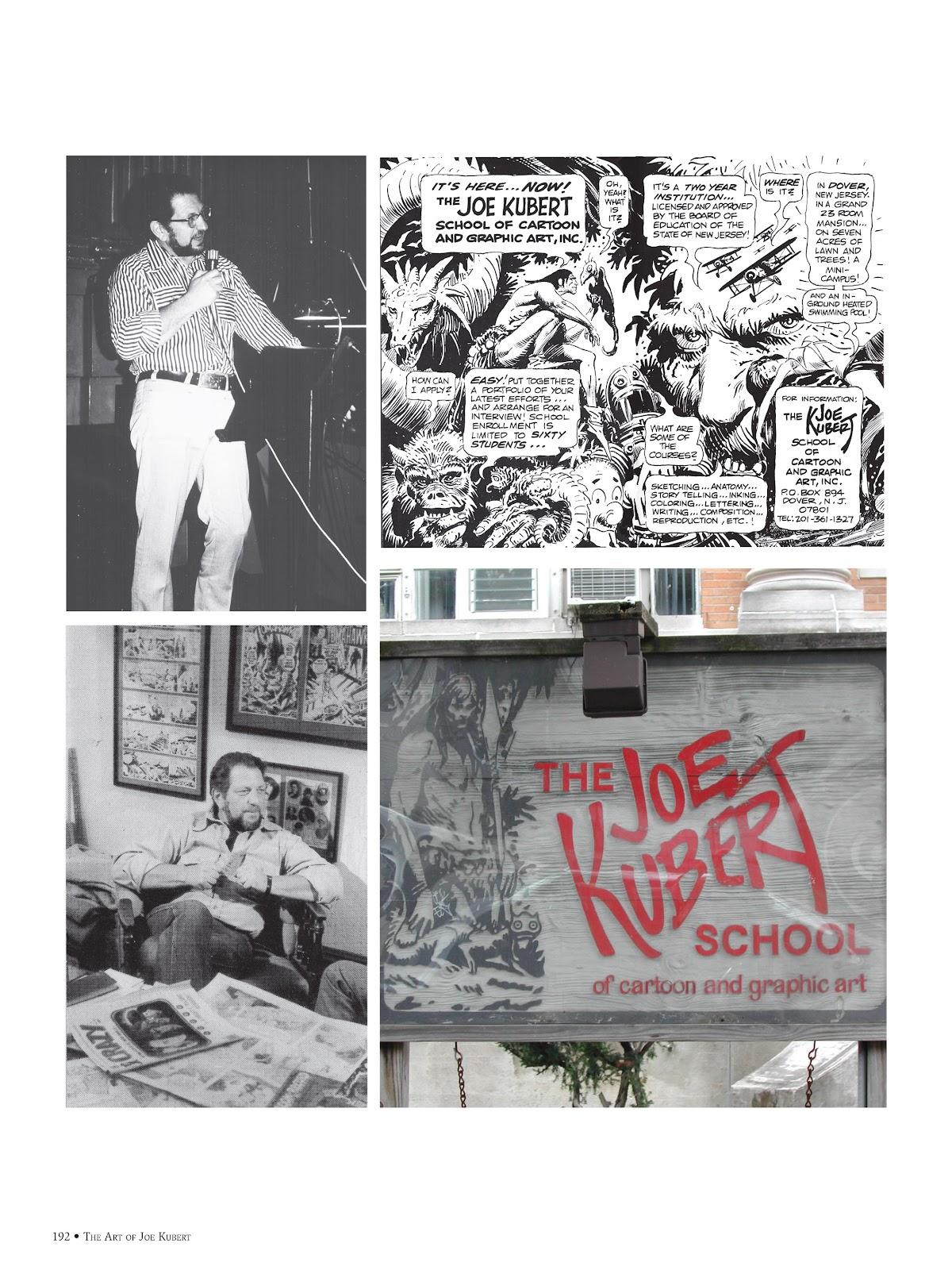 Read online The Art of Joe Kubert comic -  Issue # TPB (Part 2) - 92
