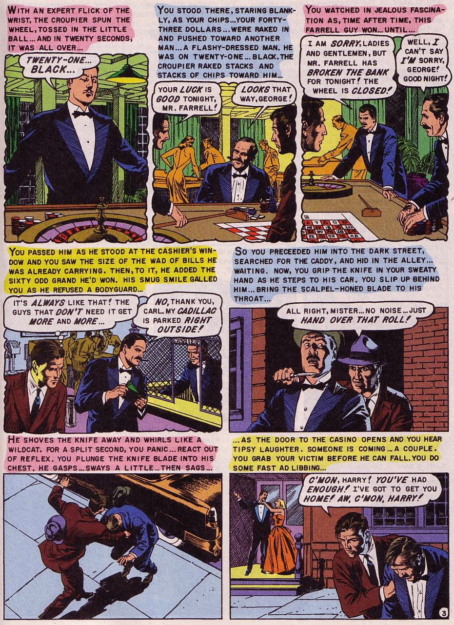 Read online Shock SuspenStories comic -  Issue #18 - 27