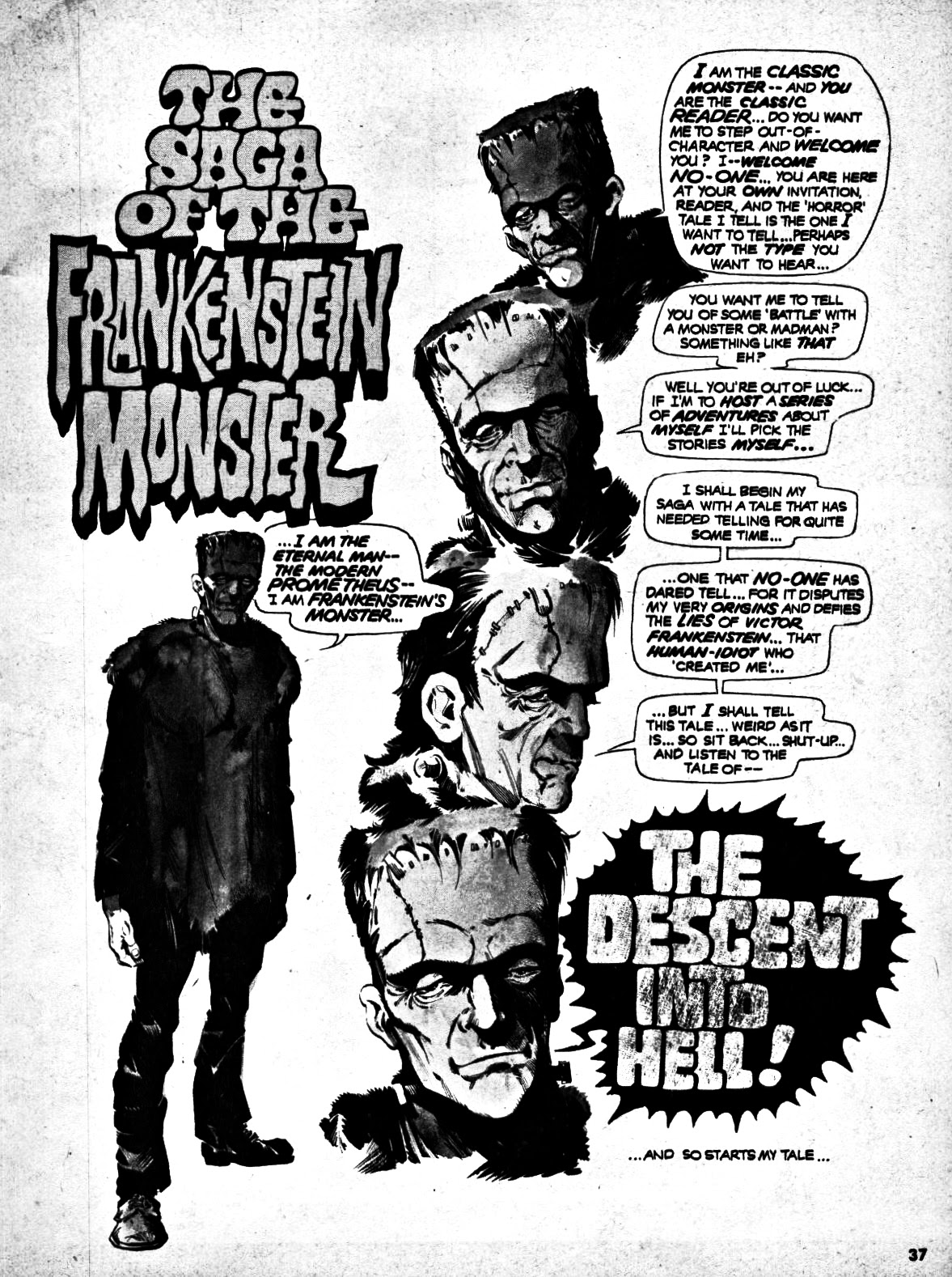 Scream (1973) issue 7 - Page 36