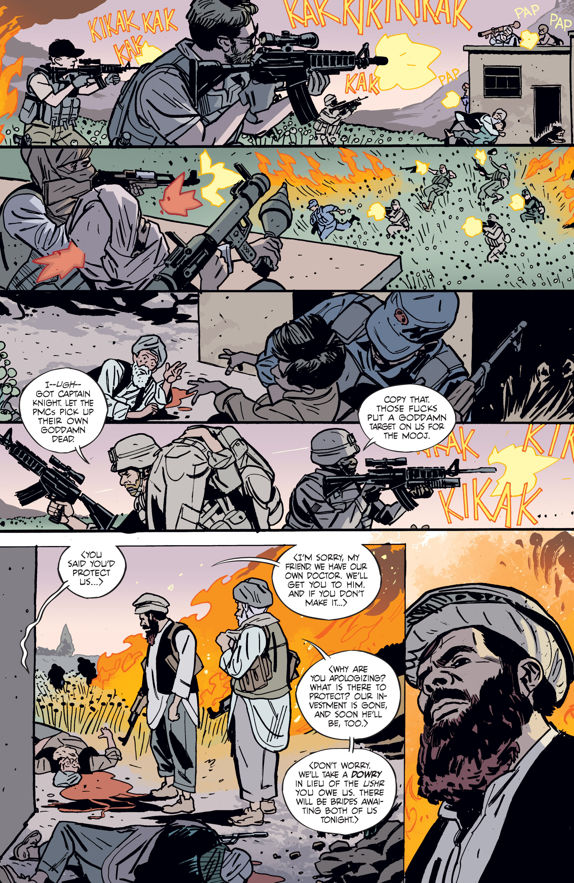Read online Graveyard of Empires comic -  Issue # TPB - 51