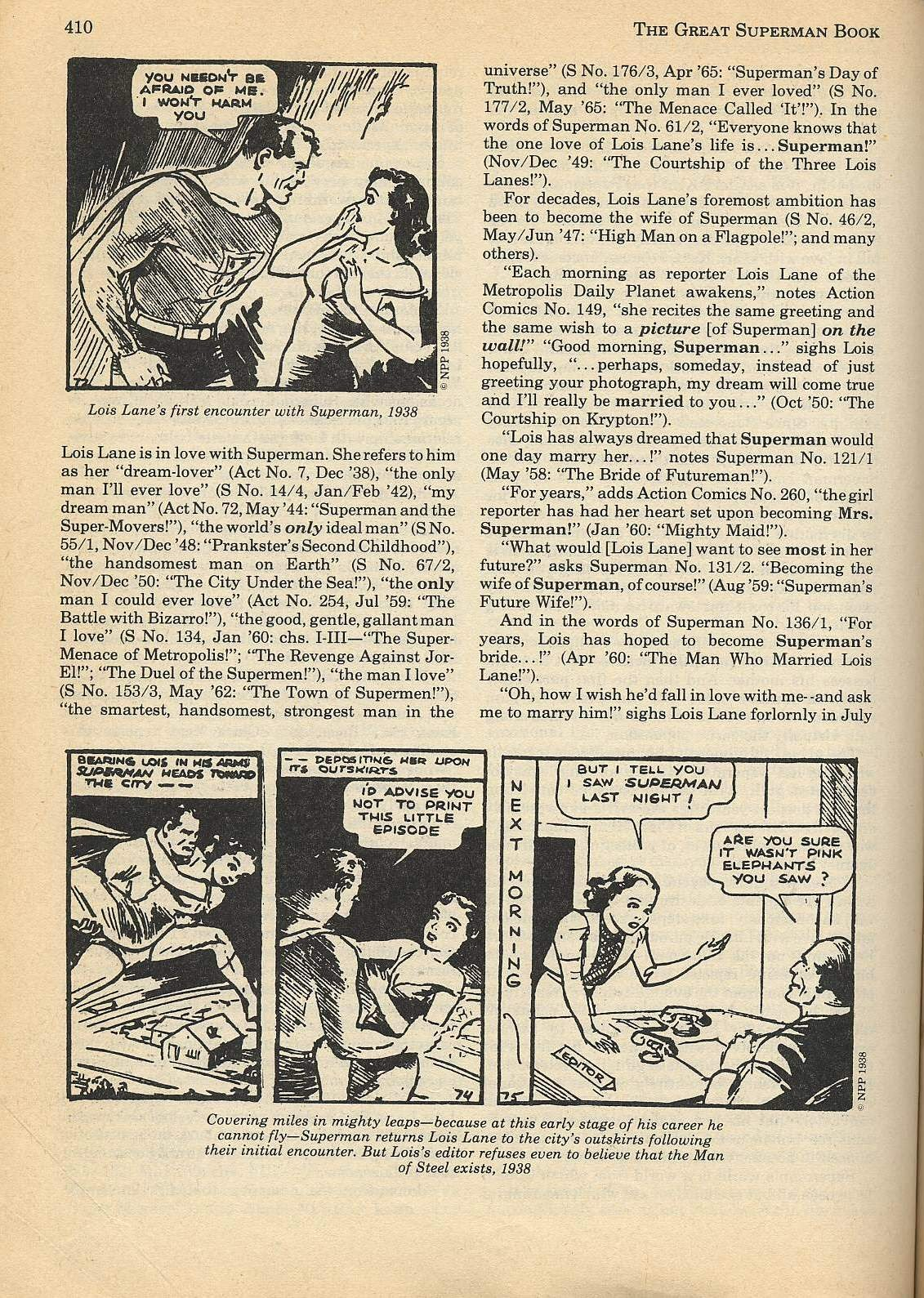 The Great Superman Book issue TPB (Part 5) - Page 11