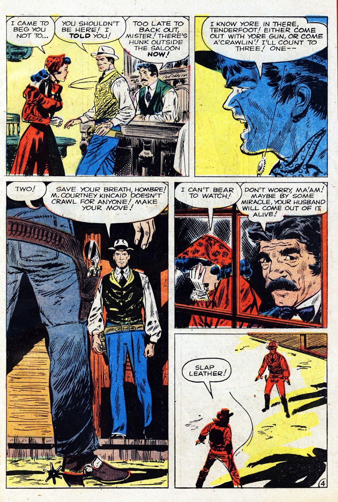 Gunsmoke Western issue 61 - Page 31