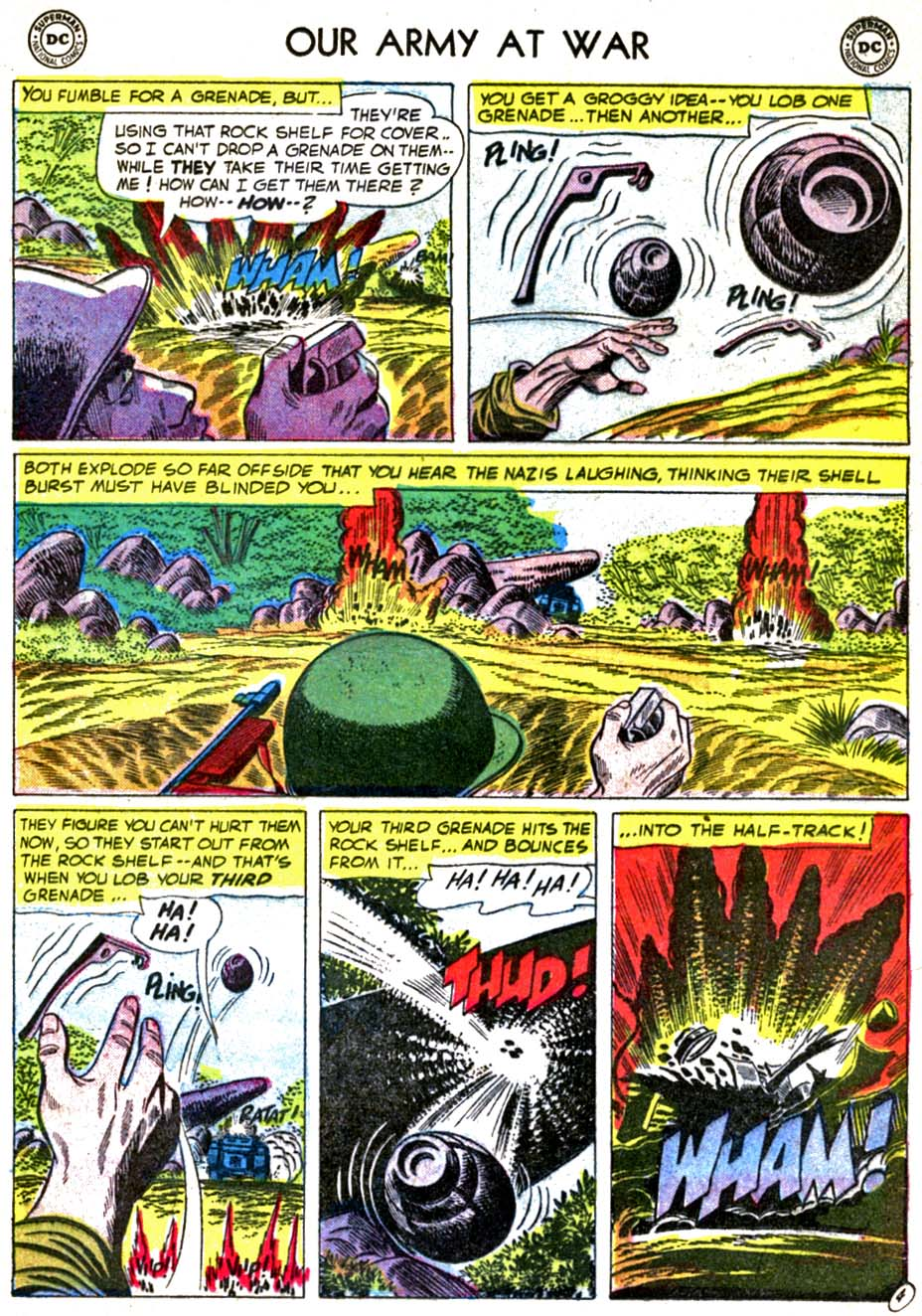 Our Army at War (1952) issue 58 - Page 13