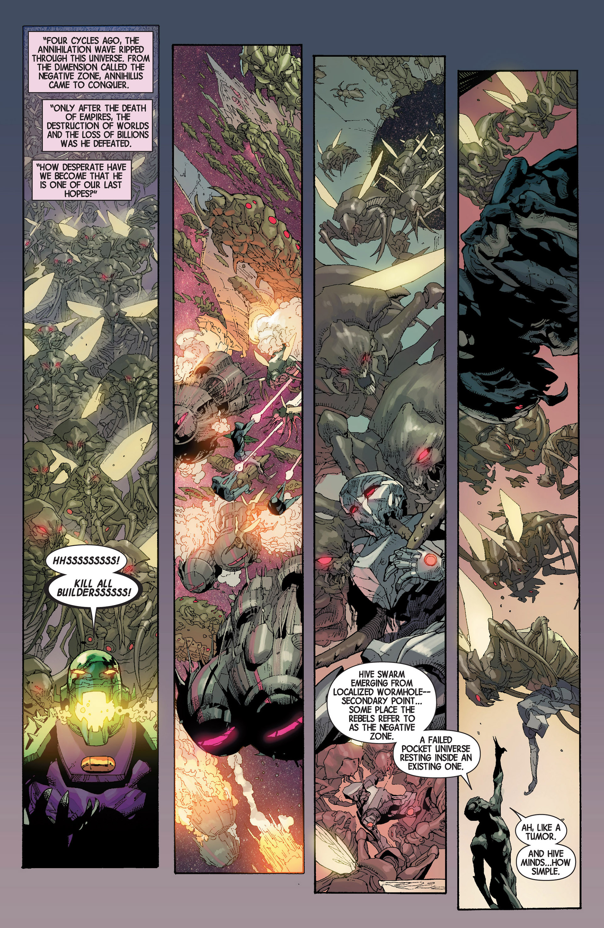Read online Avengers (2013) comic -  Issue #21 - 17