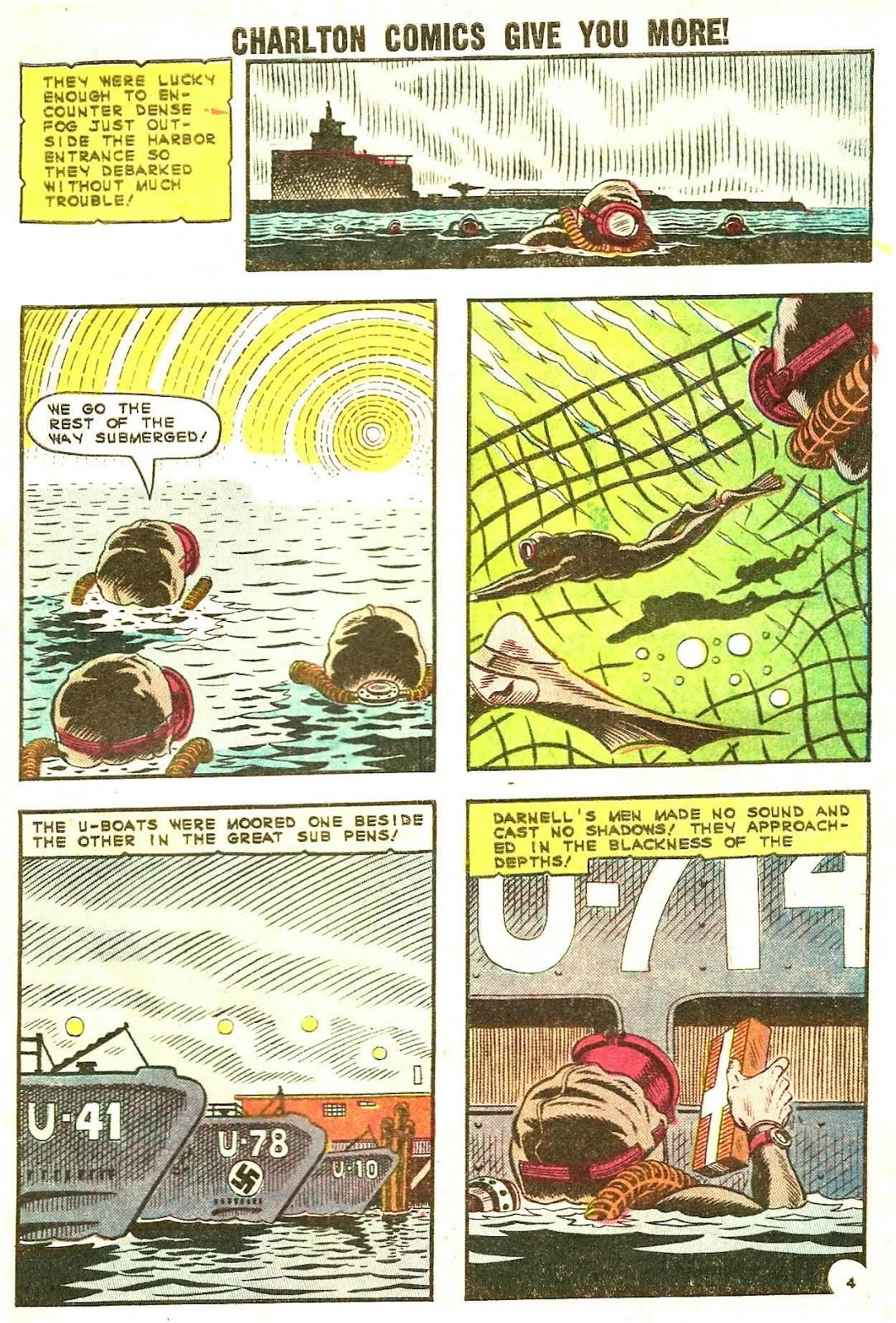 Read online Fightin' Navy comic -  Issue #120 - 29