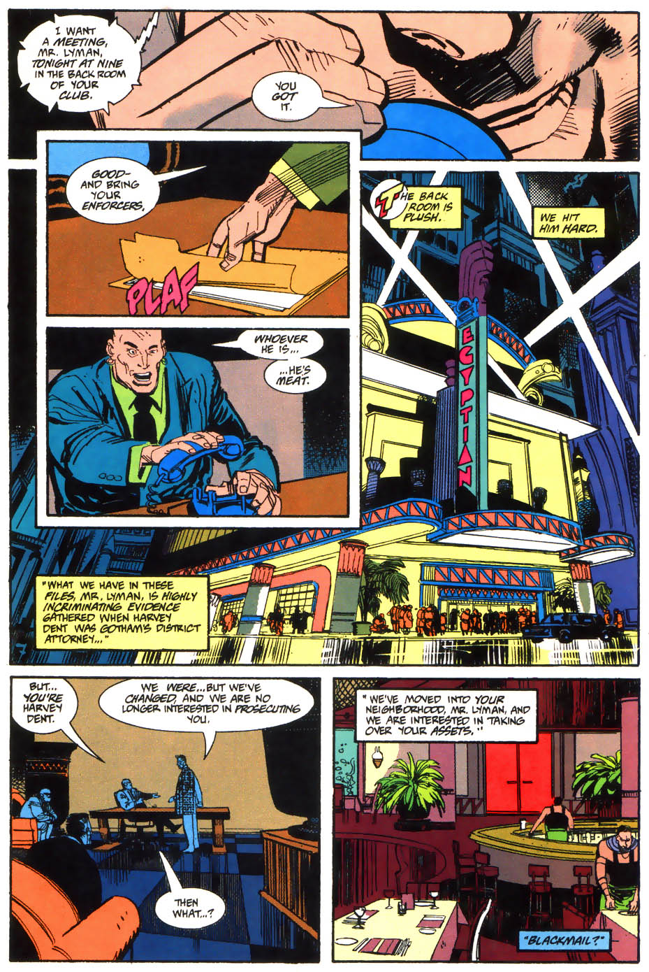 Read online Showcase '93 comic -  Issue #7 - 9